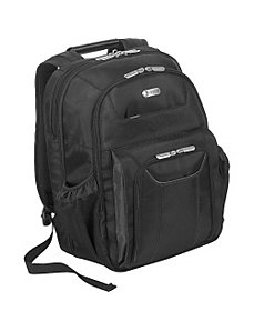 Zip-Thru Corporate Traveler Notebook Backpack by Targus