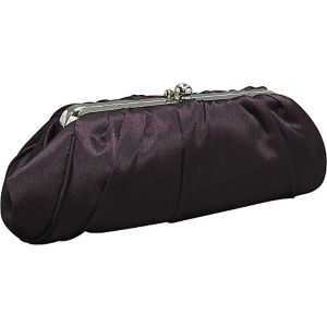 Pleated Evening Bag