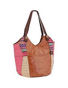 Indio Leather Large Tote by The Sak