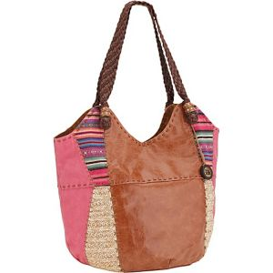 Indio Leather Large Tote
