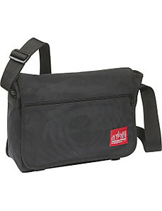 Waxed Canvas Europa Messenger Bag by Manhattan Portage