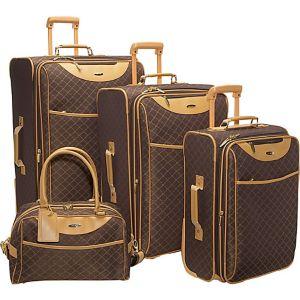 Signature 4-piece Exp. Luggage set