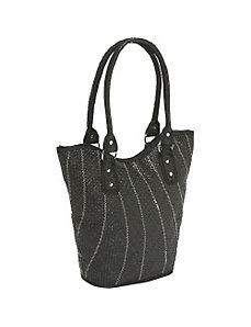 Pandan bag cosmo black by Bamboo 54