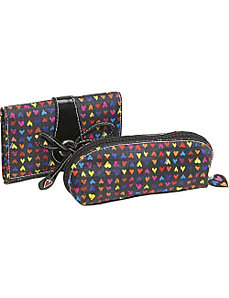 Sweethearts Wallet & Sunglass Case Set by Sydney Love