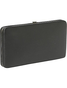 Ladies' Slim Framed Wallet by Royce Leather