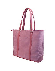 17' Komen Faux-Suede Tote by Mobile Edge