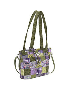 Jenna Bag  Grape Patch by Donna Sharp