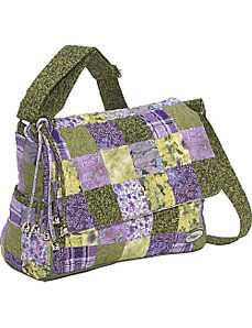 Pauline Bag  Grape Patch by Donna Sharp
