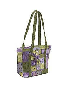 Leah Tote  Grape Patch by Donna Sharp