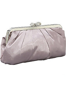Satin Clutch by J. Furmani