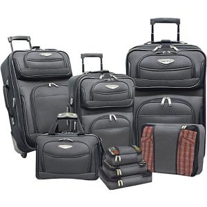 Amsterdam 8-piece Luggage Set