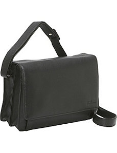 3/4 Flap Medium Organizer by Derek Alexander Leather
