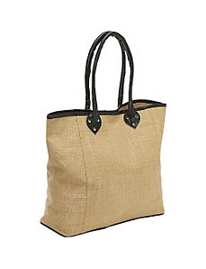 Koh Samui Jute Tote by Earth Axxessories