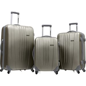 Toronto 3-Piece Hardside Spinner Luggage Set