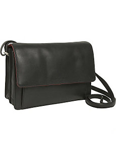Alternatives East/West Flap Organizer by Derek Alexander Leather