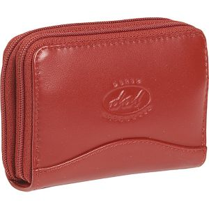 Accardian Twin Zip Credit Card Holder