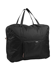 Zip-Out Shopping Tote.Bagg - Large - Rip Stop Nylon by baggallini