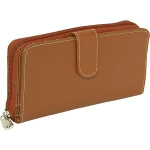 Ladies Multi-Compartment Wallet