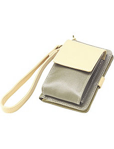Carina Cell Phone Wallet by Clava