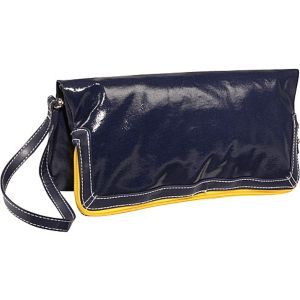 Wellie Foldover Clutch
