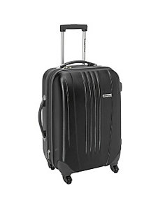 Toronto 21' Expandable Hardside Spinner Luggage by Traveler's Choice