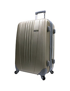 Toronto 25' Expandable Hardside Spinner Luggage by Traveler's Choice