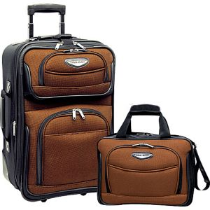 Amsterdam 2pc Carry-On Luggage Set