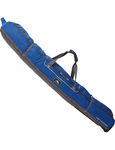 Deluxe Wheeled Double Ski Bag by High Sierra