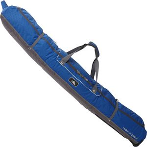 Deluxe Wheeled Double Ski Bag