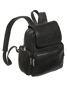 Vaquetta Nappa Knapsack by Royce Leather