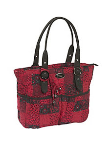 Elaina Bag, Crimson by Donna Sharp