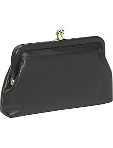 5' Coin Purse With Credit Card Slits by Budd Leather