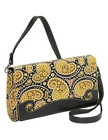 Paisley Convertible Cross Body Clutch by Sydney Love