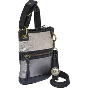 Pax Leather Mini Crossbody