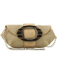 Mag Fashion Clutch by Ashley M