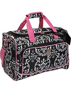 Damask City Duffel by Jenni Chan