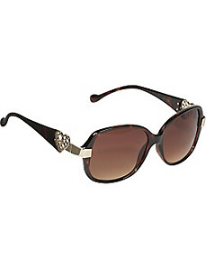 Heart Sunglasses by Jessica Simpson