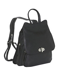 N/S Front Flap Backpack by Derek Alexander