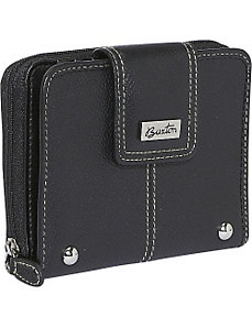 Westcott Tab Zip Around Attache by Buxton