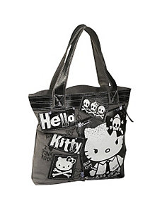Hello Kitty Angry Kitty Bag by Loungefly