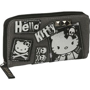 Hello Kitty Angry Kitty Wallet