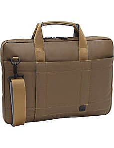 Lincoln 15' Slim Laptop Briefcase by Knomo
