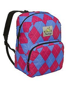 Day Trippin' Recycled PET Backpack by Peace Frogs
