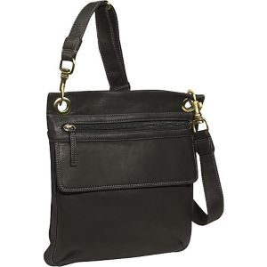 NS slim shoulder bag