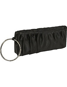 Satin Evening Bracelet Wristlet by J. Furmani