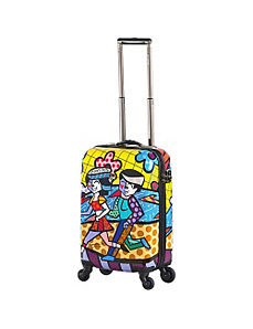 "Spring Love 22"" Spinner Case by Britto Collection by Heys USA"