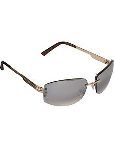 Semi-Rimless Sunglasses by Rocawear Sunwear