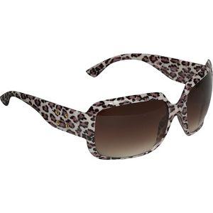 Plastic Rectangular Sunglasses