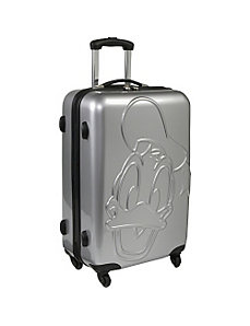"Mickey & Friends Embossed Face 26"" Spinner by Disney Collection By Heys USA"