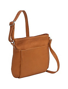 Cross Body Town Bag by Le Donne Leather